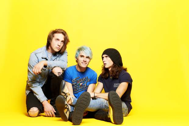 Waterparks Yellow